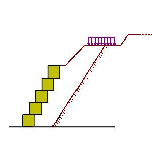 자중식옹벽 설계 프로그램